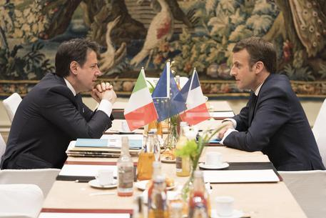 Macron a Conte, con Cina coordinamento Ue
