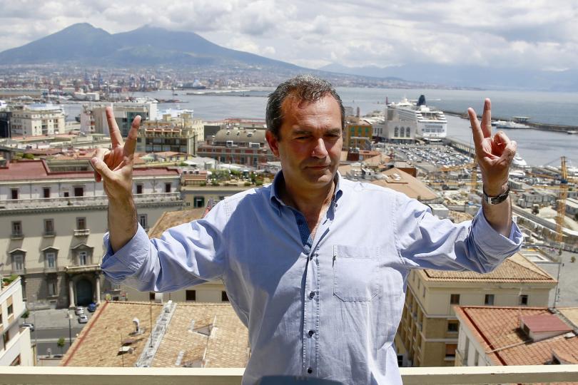 Pino Masciari presto in Calabria per una rivoluzione culturale al fianco di Luigi de Magistris