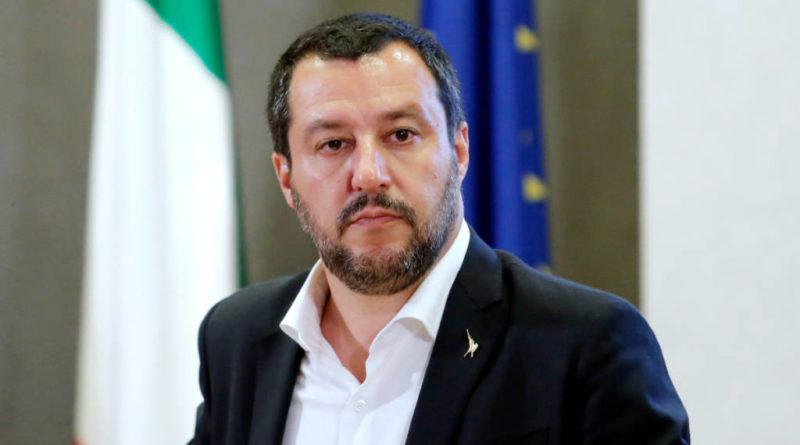 Salvini apre all'ipotesi della caduta del governo