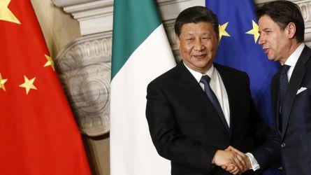 L'Italia e la Cina riscrivono le regole della Nuova Via della Seta