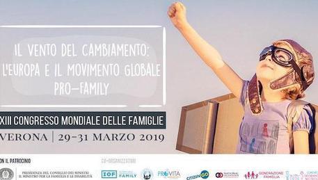 Famiglia, gli organizzatori: 'Arrivata la diffida, via il marchio di Palazzo Chigi'