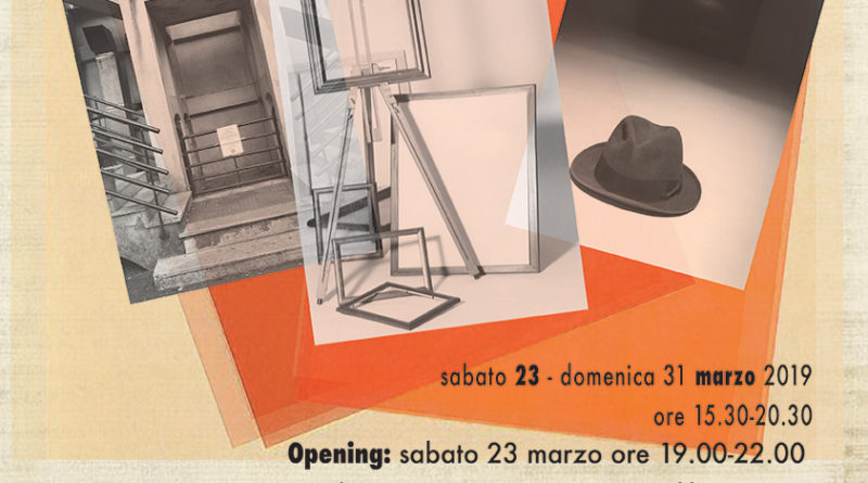 Il 23 marzo a Roma inaugurazione  della bi personale di Cristina Eidel e Kostas Papaioannou