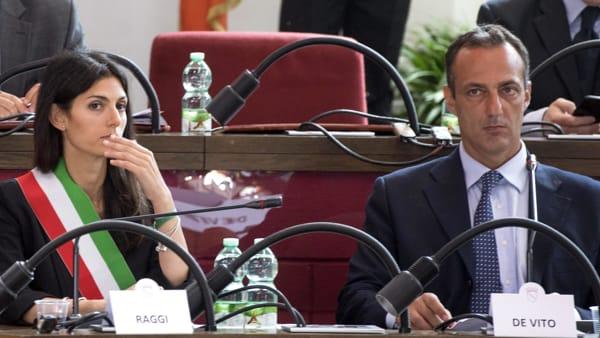 Arresto De Vito e Raggi: 'Non si torna al passato'.