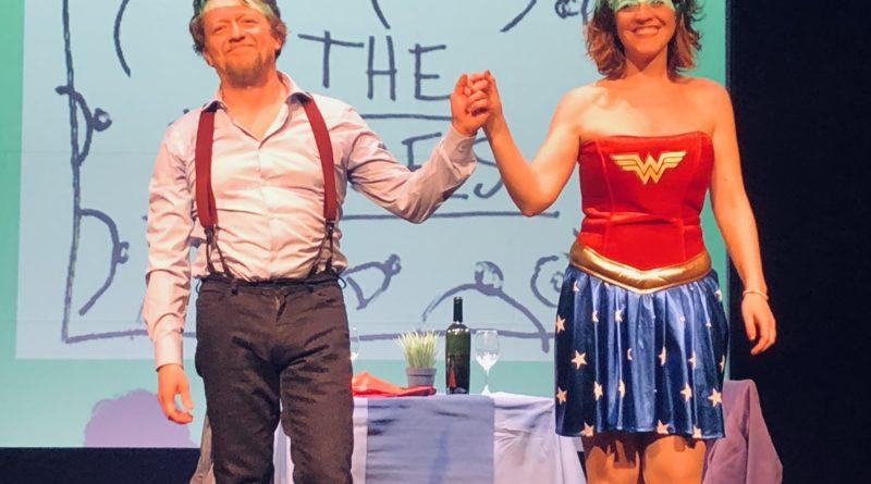 THE PRUDES, l'extrema ratio di una coppia in cerca di soluzioni all'OFF/OFF Theatre.