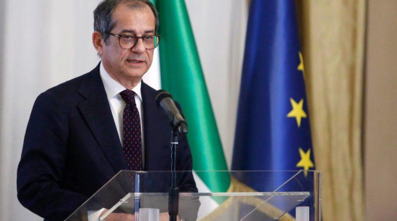 Tria: 'Rispettiamo le regole, ottimista sulla procedura Ue'