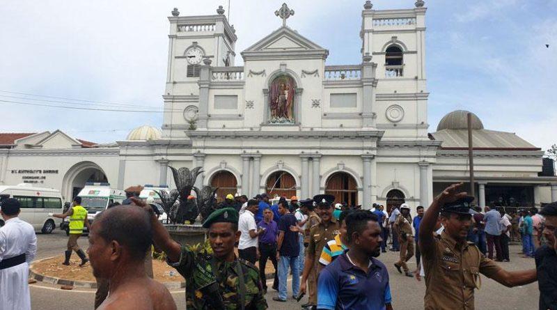 Sri Lanka: esplode nuova bomba, ferito giornalista italiano. Le vittime salgono a 290