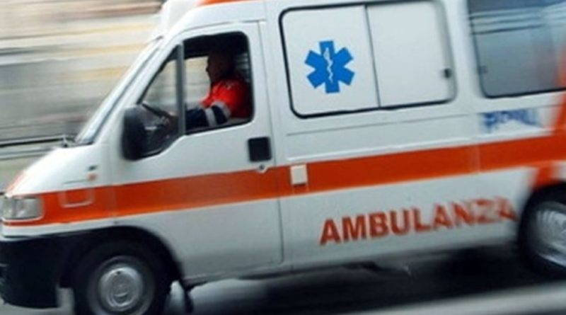 Incidenti sul lavoro, operaio schiacciato da un braccio meccanico