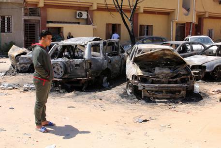 Libia, il bilancio dei morti sale a 205