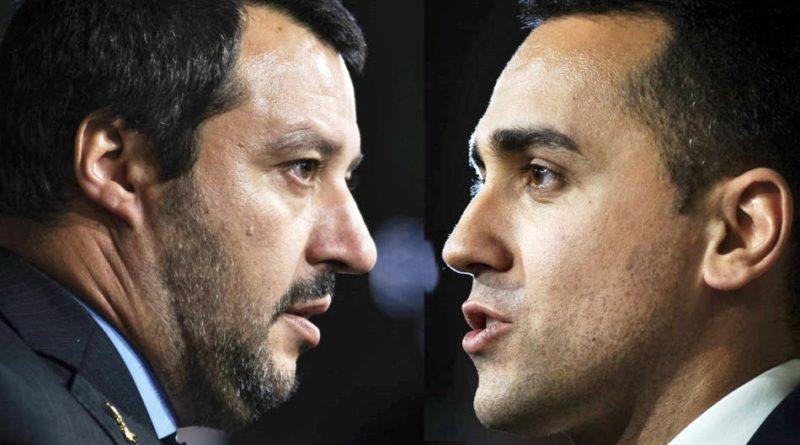 Europee: campagna al rush finale. Di Maio e Salvini, ancora schermaglie