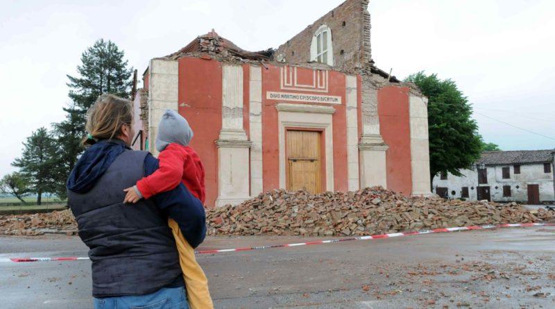 """Terremoto, Coldiretti: """"A tre anni da scossa vendite nei paesi -70%"""""""