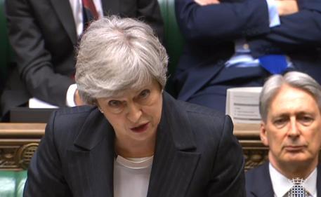 Brexit: voci di golpe per silurare Theresa May