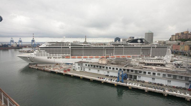 Il porto di Genova si ribella alla nave che trasporta armi