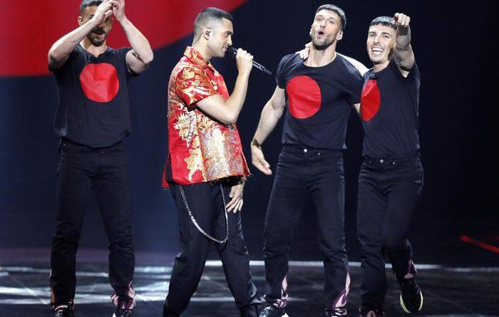 Eurovision, Mahmood secondo: vince l'Olanda. Madonna con bandiere israeliane e palestinesi