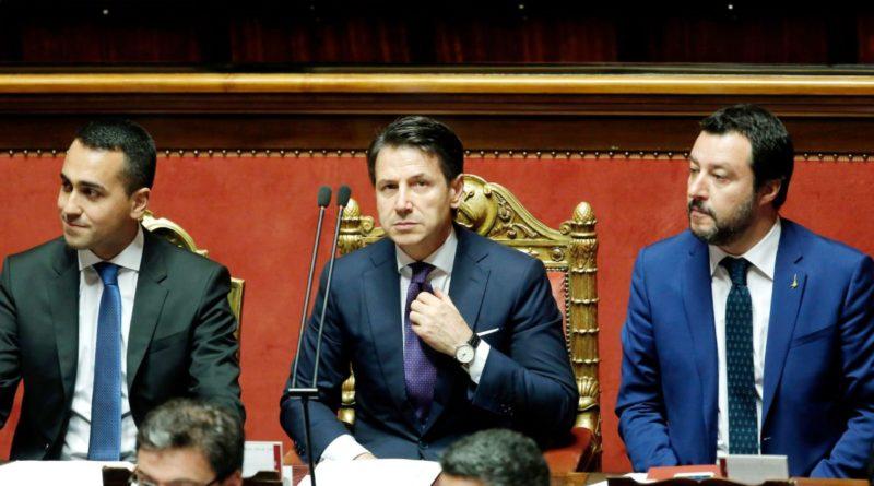 Salvini: Governo non cade ma basta alla politica dei no