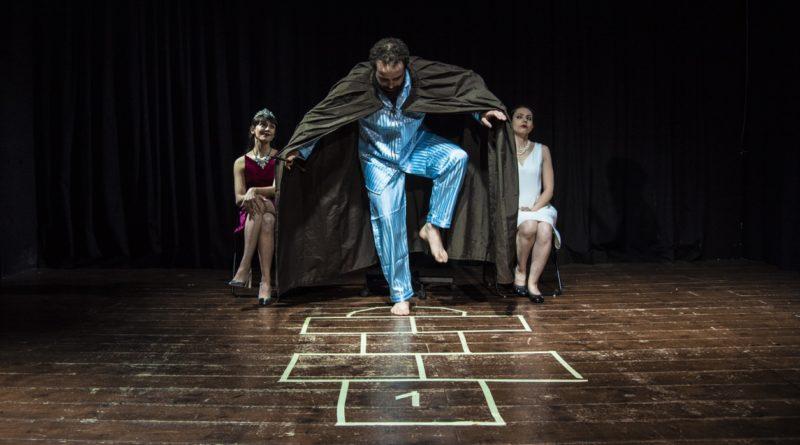 Teatro Keiros – Il tempo non esiste dal 23 maggio
