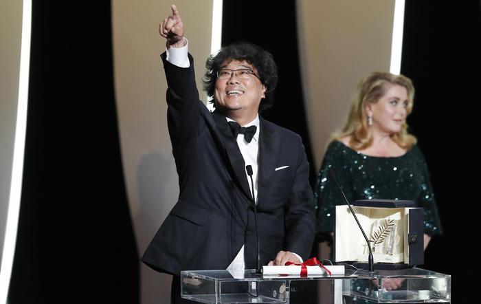 Cannes. Palma d'Oro a 'Parasite', Italia a mani vuote