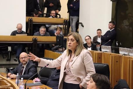 Marini conferma le dimissioni da presidente