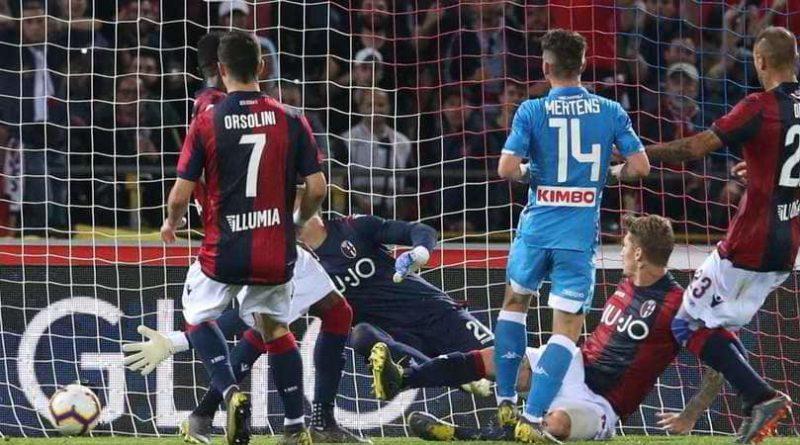 Serie A. Bologna-Napoli 3-2: Ancelotti battuto da Mihajlovic
