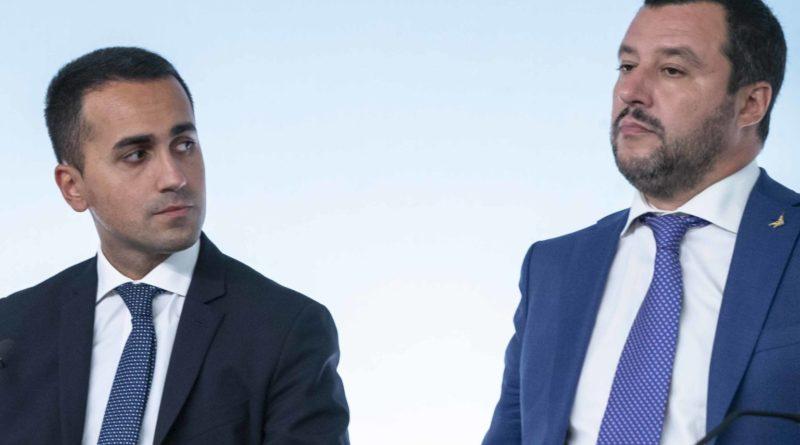 Svolta moderata Di Maio per arginare Lega e far contare M5s in Ue