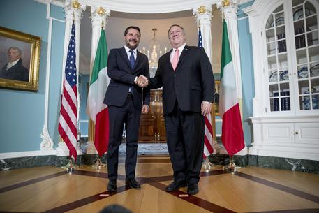 Salvini: 'L'Italia è il più credibile interlocutore degli Usa in Ue'