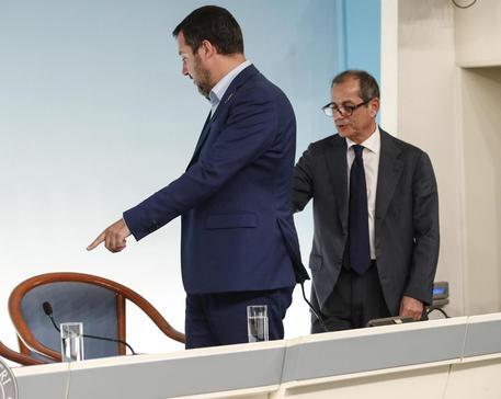 Oggi vertice di maggioranza tra Salvini, Draghi e Conte…