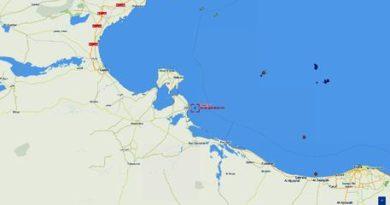 Tunisia autorizza lo sbarco del Maridive