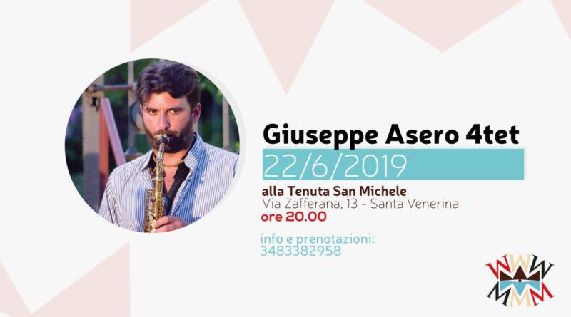 Concerto in Cantina di Giuseppe Asero 4tet