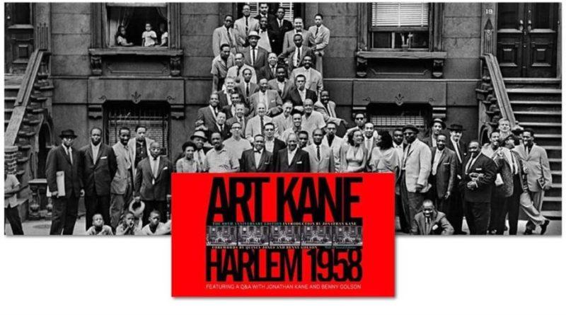 """Presentazione del libro di """"Art Kane Harlem 1958"""" con il figlio Jonathan Kane 18 giugno ore 21.00 Real Teatro Santa Cecilia"""