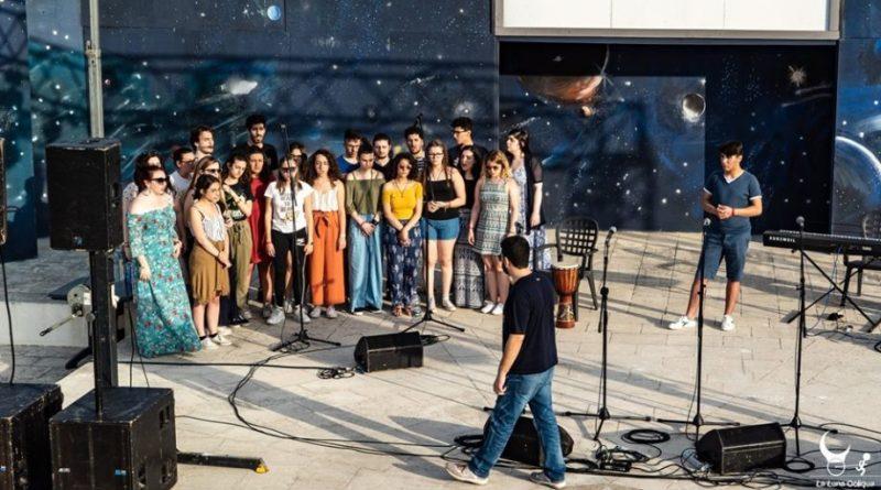Messina, i Balocchi alla Coppa Italia del musical