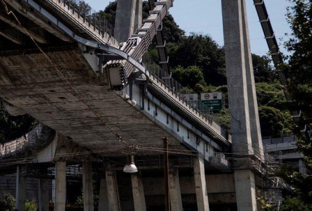 Bufera sul Ponte Morandi: impresa vicino alla camorra. Due arresti