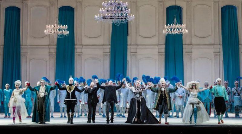 Rossini e la sua Cenerentola al Teatro dell'Opera di Roma