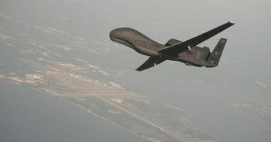 Iran: Pasdaran, abbattuto drone Usa