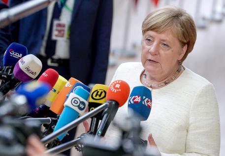 Merkel, difficile oggi accordo nomine Ue