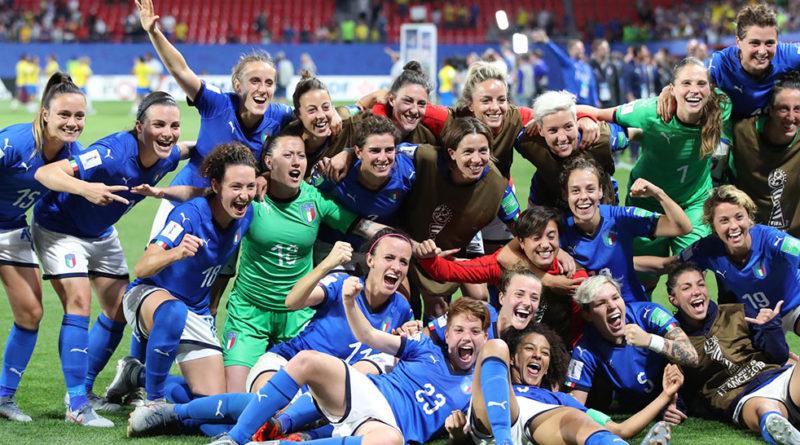 Calcio, Mondiali donne. Italia-Cina vale il sogno Quarti di Finale
