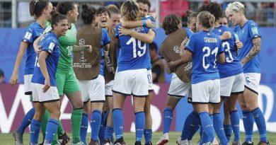 Mondiali femminili. Italia show: 2-0 alla Cina, è ai quarti
