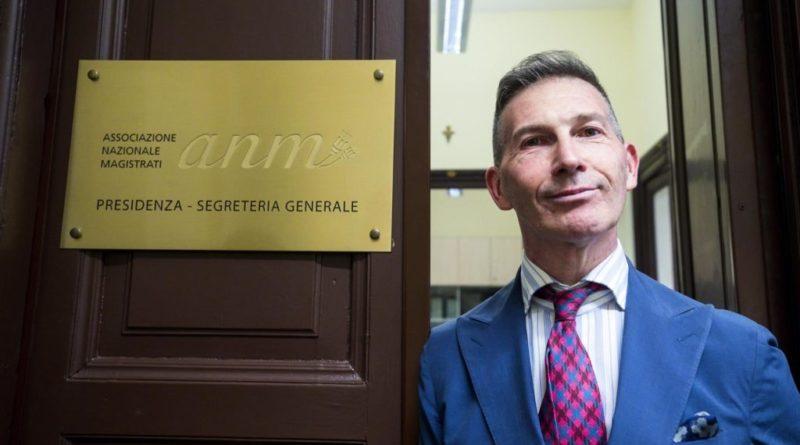 Caos Procure, Grasso si dimette dell'Anm: il nuovo presidente è Luca Poniz