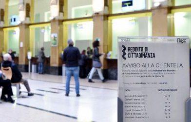 Reddito di cittadinanza, convocazioni bloccate: mancano gli elenchi