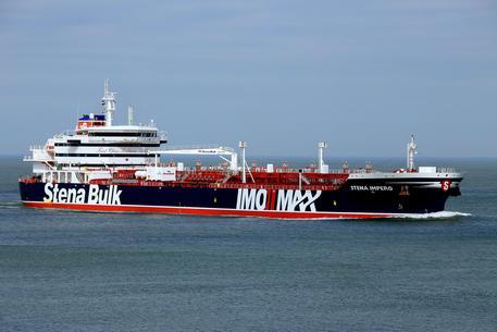 Tensione nel Golfo, a Bandar Abbas la petroliera britannica sequestrata dall'Iran