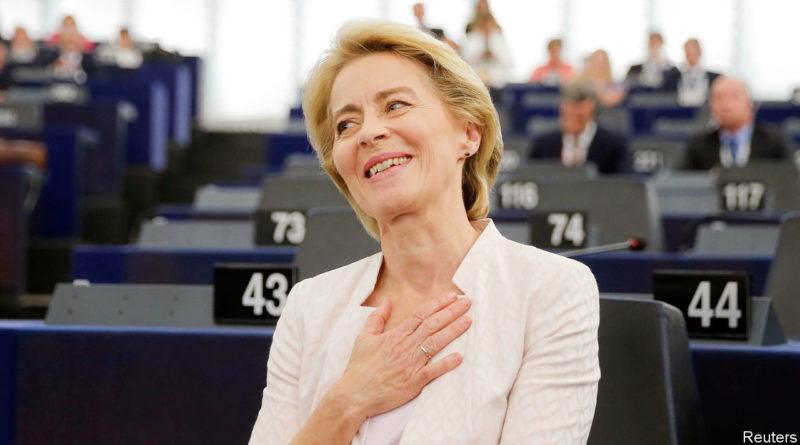 """Ue, von del Leyen a La Stampa: """"Per me è stato fondamentale conquistare la maggioranza con un chiaro programma pro-europeo"""""""