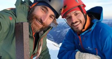 Salvato l'alpinista piemontese ferito in Pakistan, è in ospedale