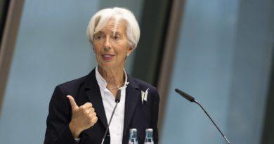 """Lagarde: """"Incertezze sull'economia più persistenti del previsto"""""""
