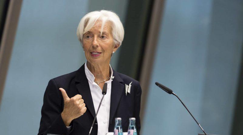 Bce: lascia tasso principale fermo a zero