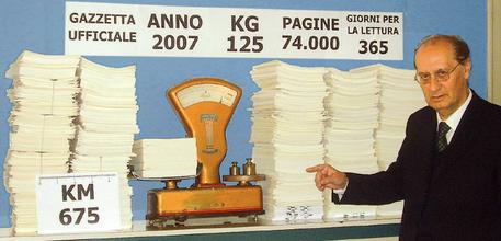 Pmi: 36 mln costo aggiuntivo burocrazia