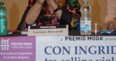 PREMIO A LUCIANA BOCCARDI PER 'LETTERA A CASANOVA'