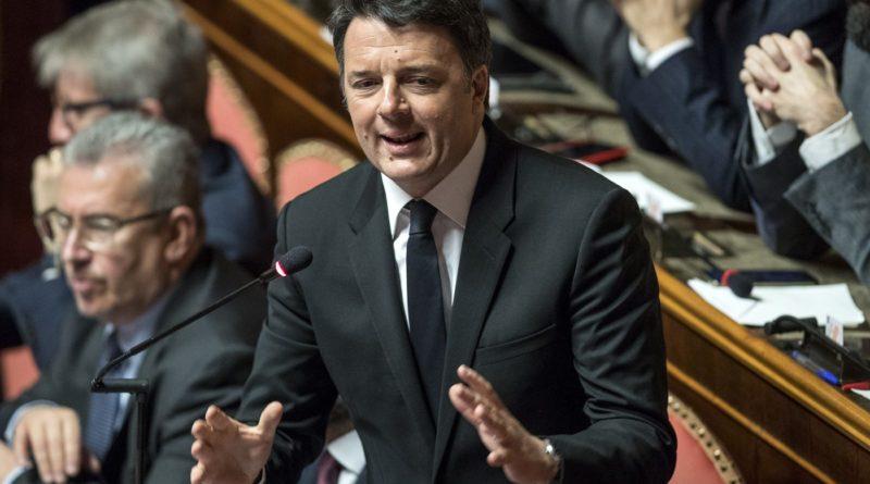Matteo Renzi: 'Lascio il Pd e fondo Viva Italia'