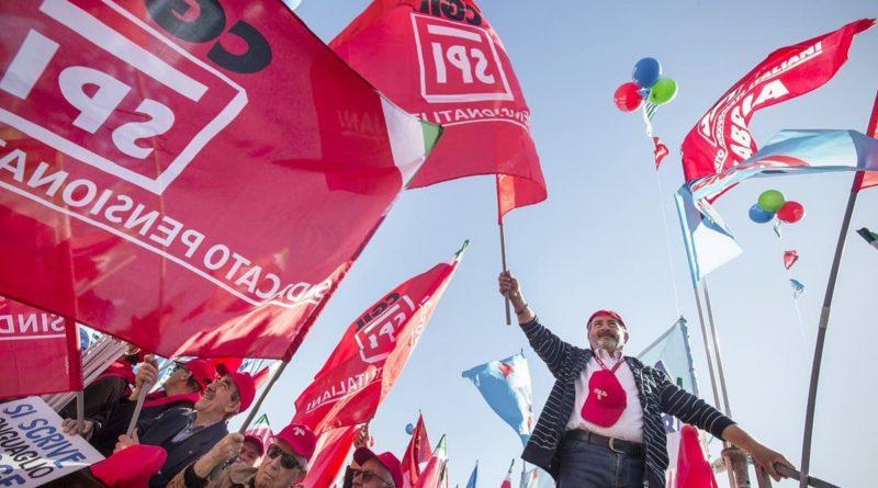 Manovra, scendono in campo i sindacati
