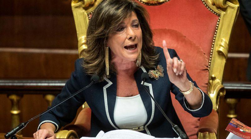 Gregoretti: Lunedì Giunta vota su Salvini, è bufera su Casellati