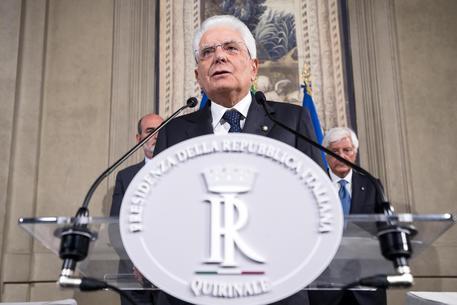 Mattarella: 'Da martedì nuove consultazioni per verificare se c'è una maggioranza'