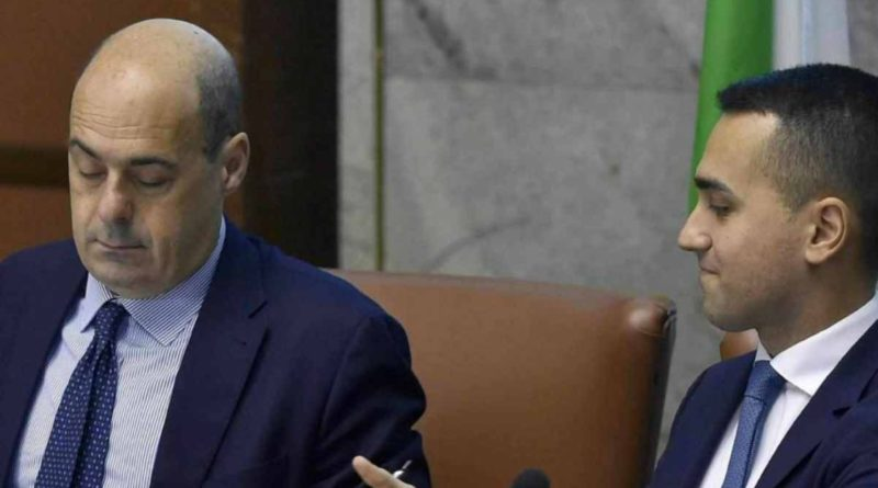 Zingeretti: No a rimpastone e all'ex premier. M5S: Soluzione è solo Conte, Italia non aspetta il Pd