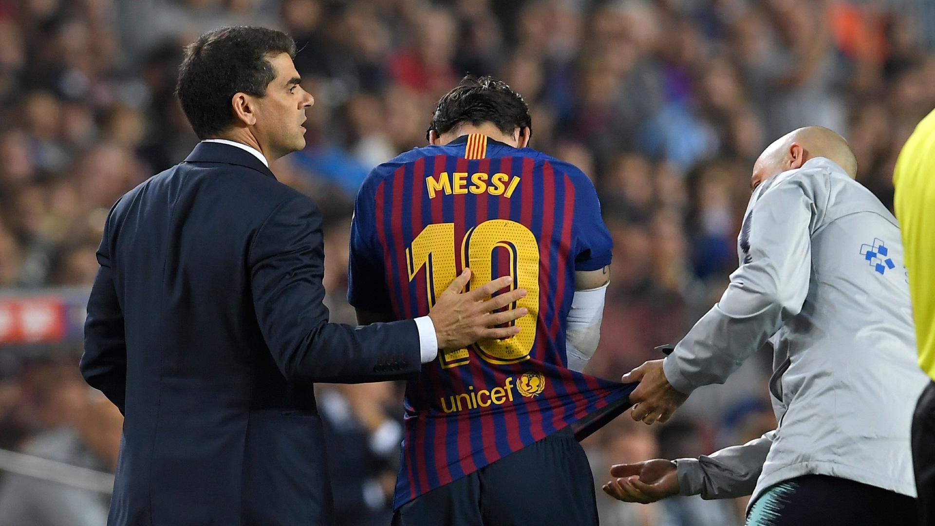 """Messi choc: addio al Barcellona: """"Costretti a separarci"""""""